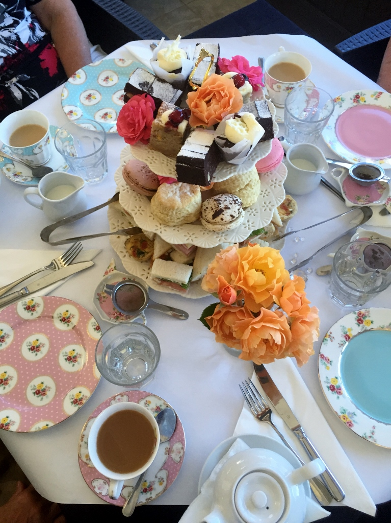 High Tea Masonmill Gardens